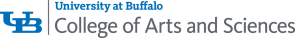 University at Buffalo College of Arts and Sciences logo